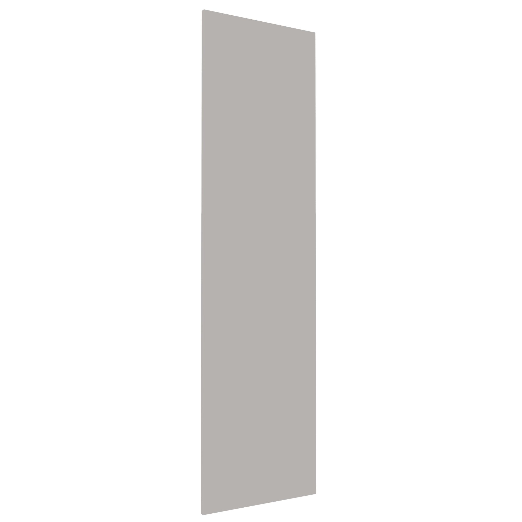 Darwin Modular Grey & Matt Wardrobe Door (h)1936mm (w)497mm (d)16mm