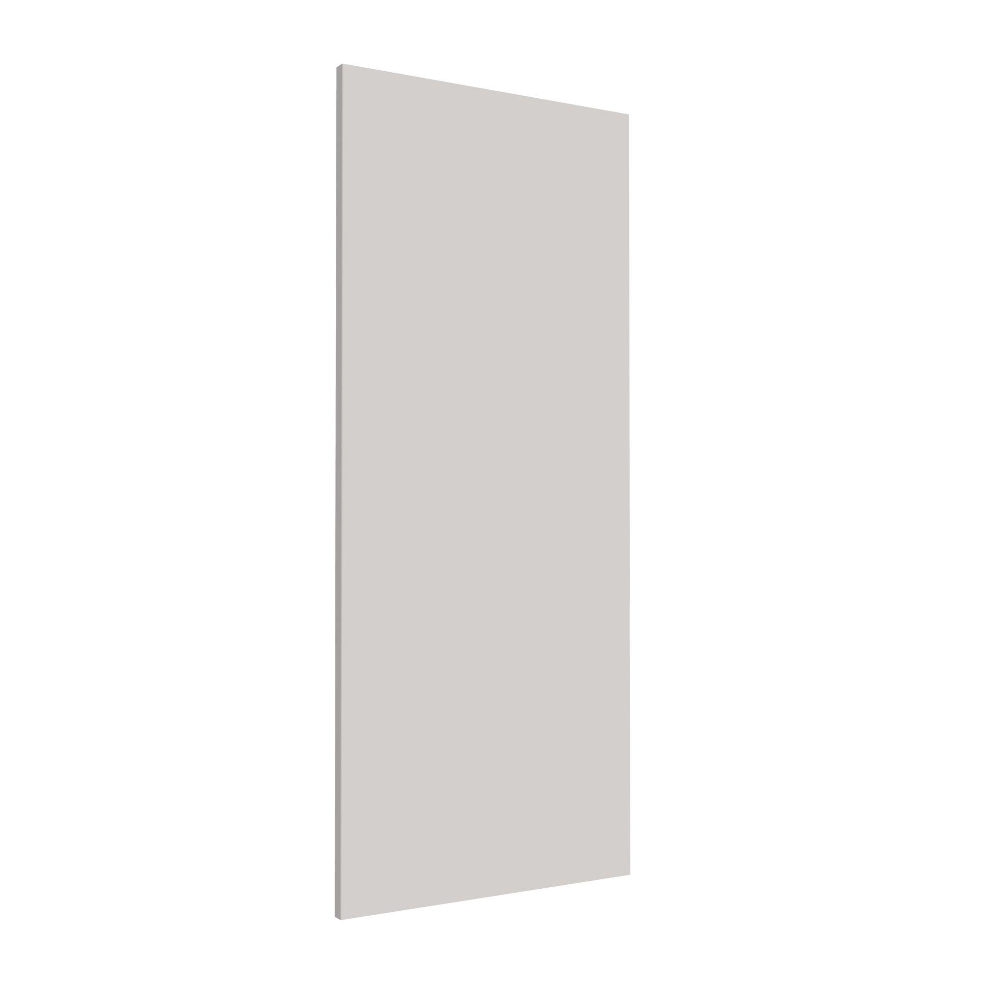 Darwin Modular Grey & Matt Chest Cabinet Door (h)958mm (w)372mm (d)16mm