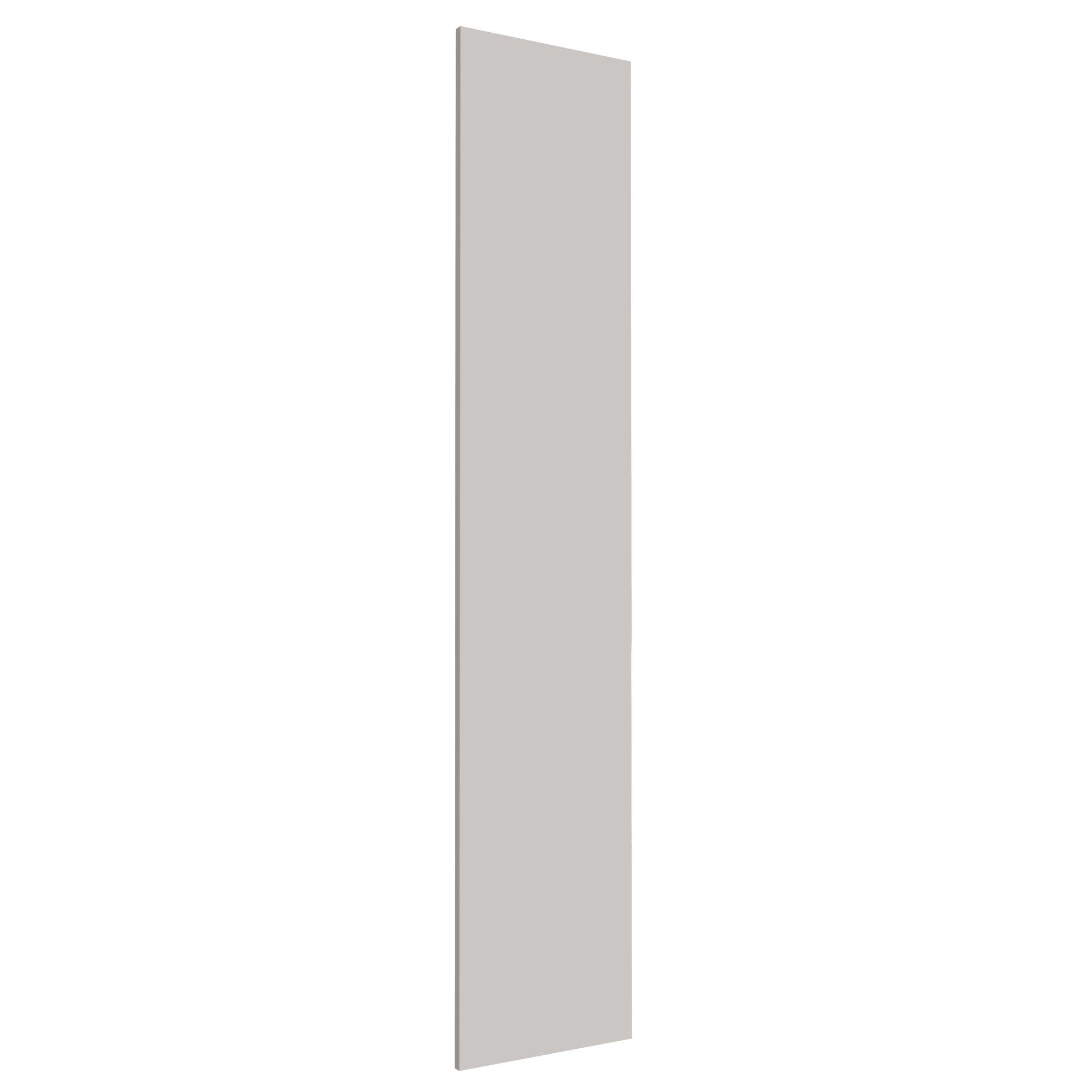 Darwin Modular Grey Wardrobe Door (h)1808mm (w)372mm