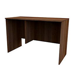 Darwin Modular Walnut Effect Desk (H)782 mm (W)1200