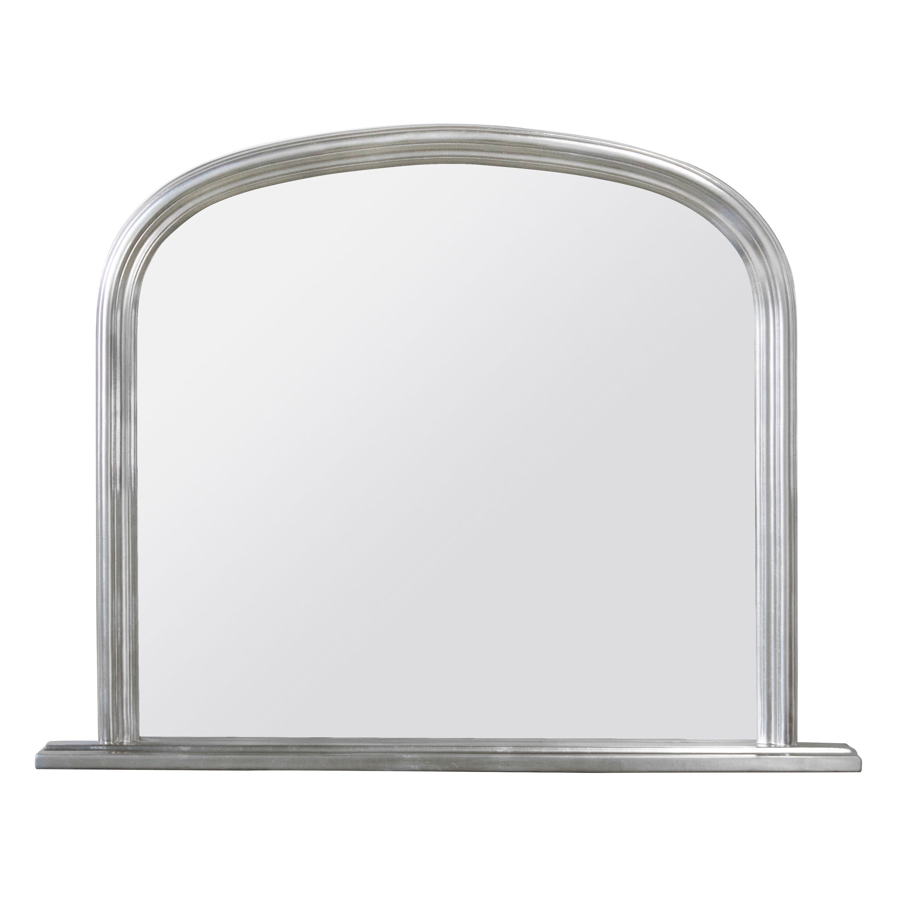 Colours Thorne Painted Framed Arch Mirror (h)1190mm (w) 940mm