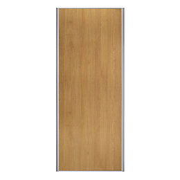 Single Panel Oak Effect Mix & Match Sliding