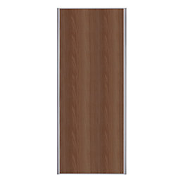 Single Panel Walnut Effect Mix & Match Sliding