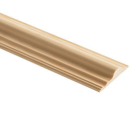Pine Dado Rail (W)2400mm (T)20mm