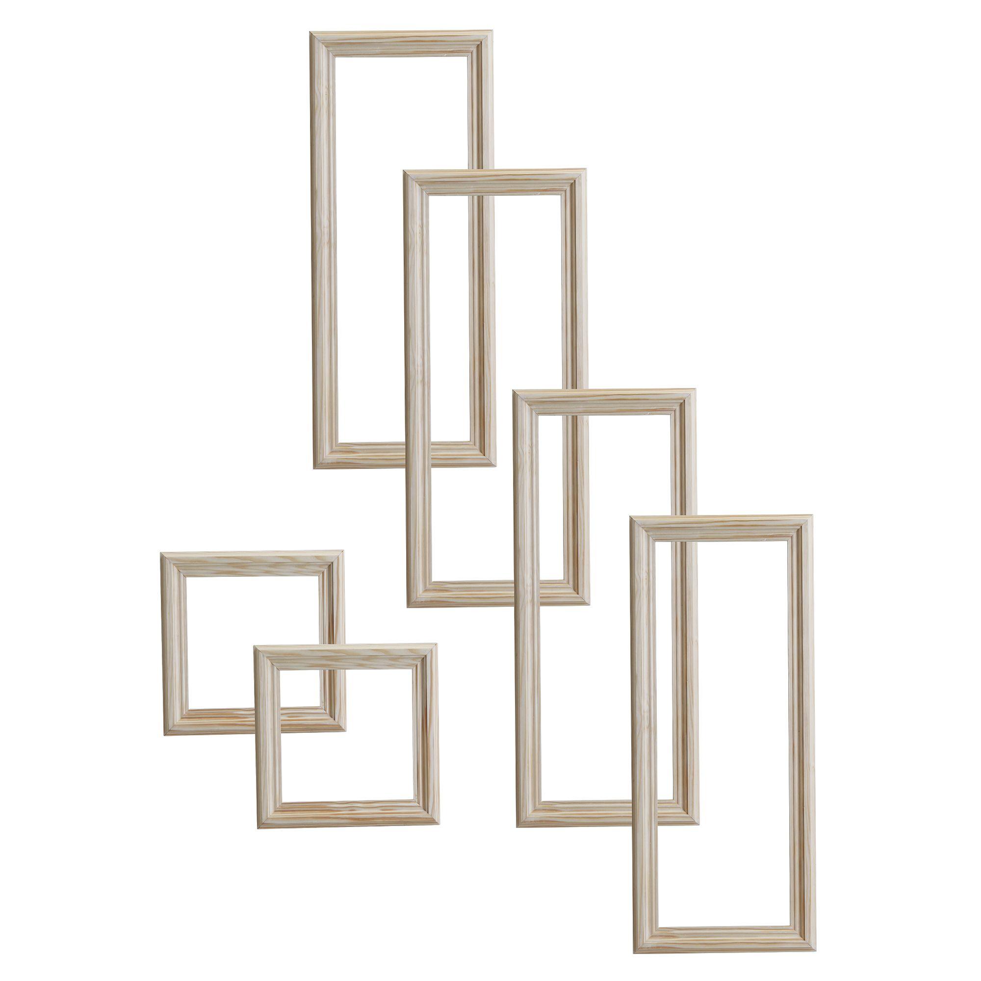 Awesome Pine 6 Panel Door Moulding Kit | Departments | DIY At Bu0026Q.