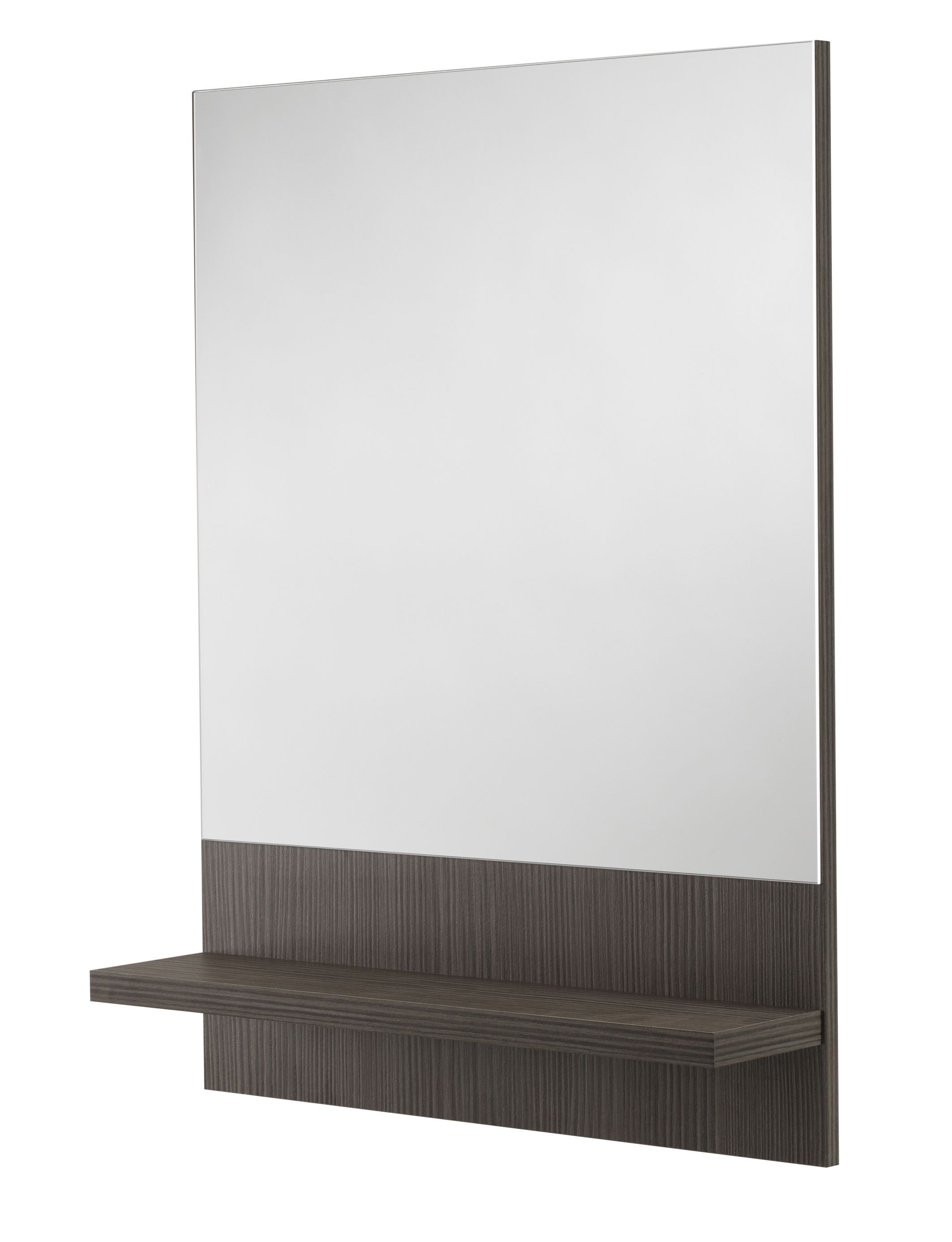Bathroom Frameless Wall Mirror DIY