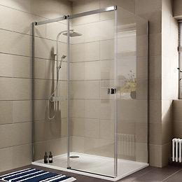 Cooke & Lewis Luxuriant Rectangular Shower Enclosure