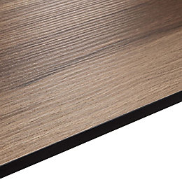 12.5mm Exilis Colorado Laminate Timber Effect Square Edge