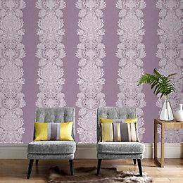 Purple Grandure Wallpaper