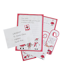 Write to Santa Letter Pack