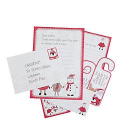 Write to Santa Letter Pack