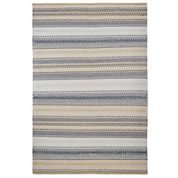 Colours Violette Multicolour Striped Rug (L)2.3M (W)1.6 M