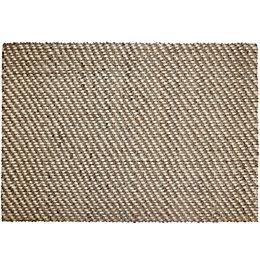 Colours Eila Natural Plain Rug (L)230cm (W)160cm