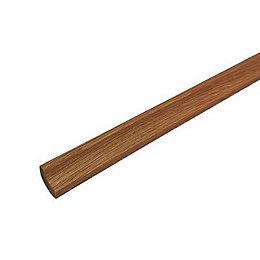 Colours Milano Oak MDF (Wood Fibre) Scotia Trim