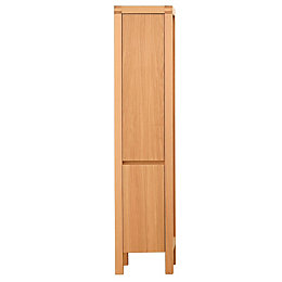 Cooke & Lewis Erwan Natural Oak Tall Unit