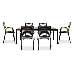 Kea 6 Seater Dining Set