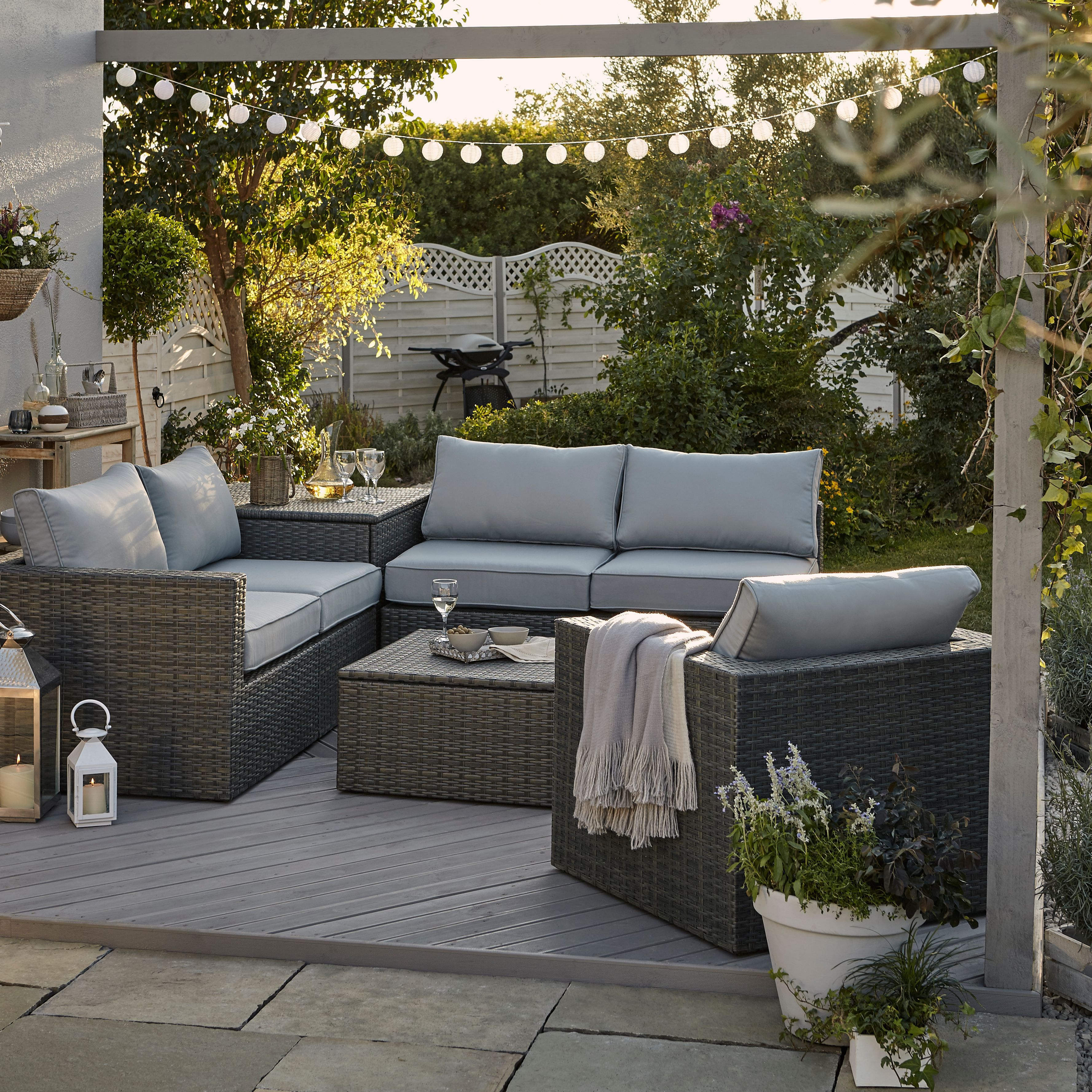 Wonderful How Will The Garden Furniture Be Used? Part 28
