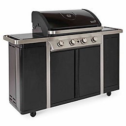 Blooma 450 Camden 4 Burner Gas Barbecue with