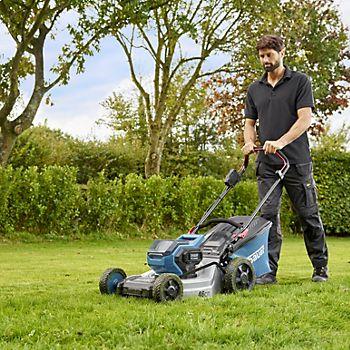 Erbauer ELM18-Li Cordless Lawnmower