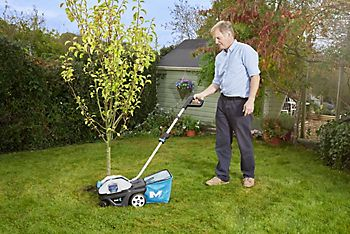 Mac Allister Compact Cordless Lithium-ion Lawnmower