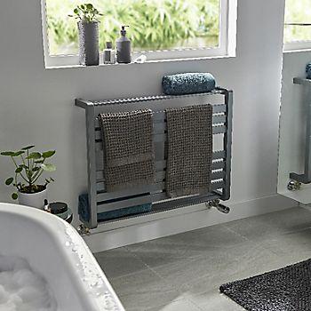 Designer towel warmer