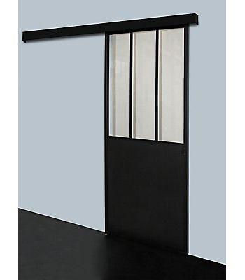 Industrial Powder coated Black Glazed Internal