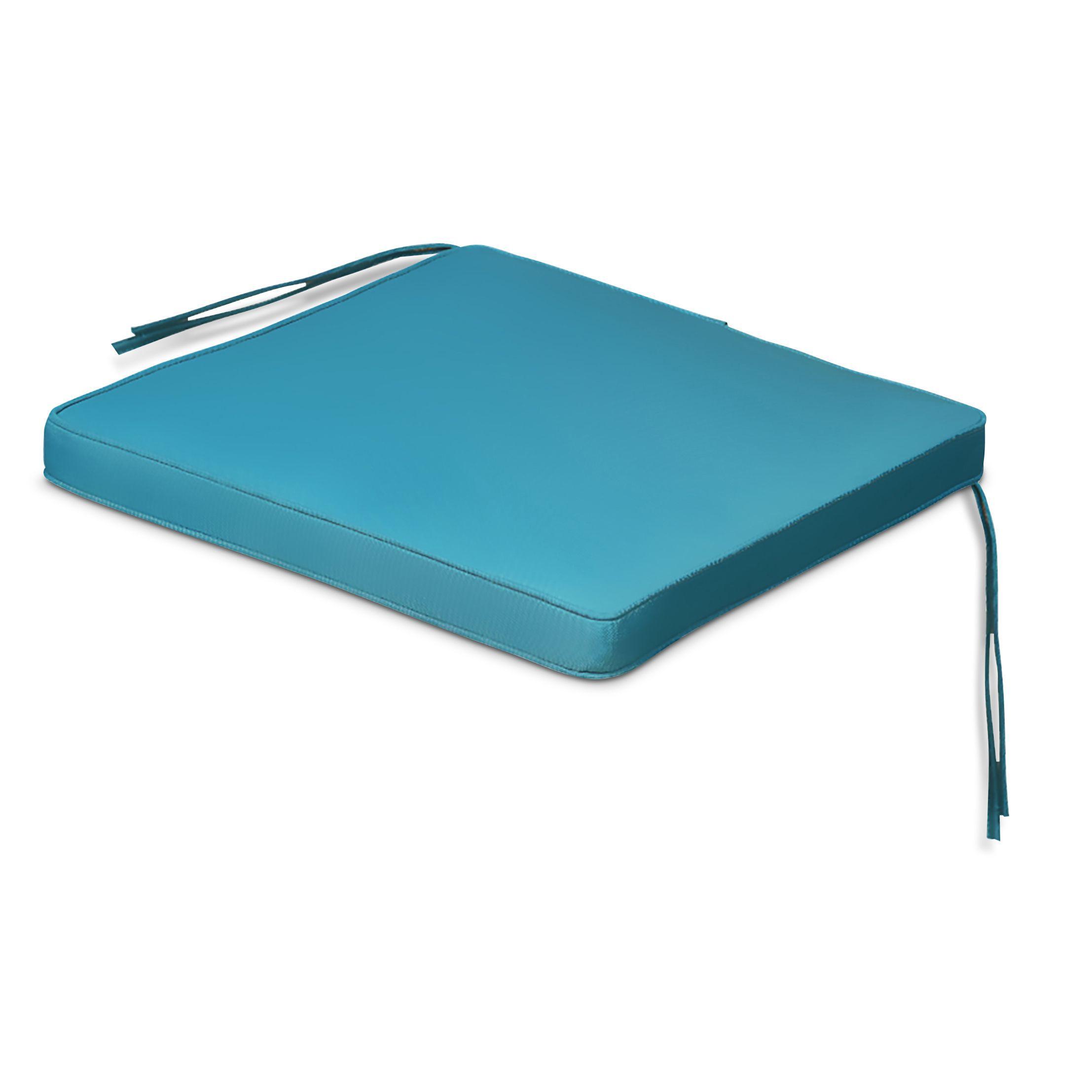 Tiga Biscay Blue Plain Seat Pad