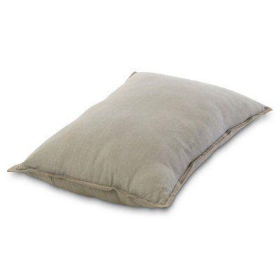 Rural Concrete Plain Stitch Cushion