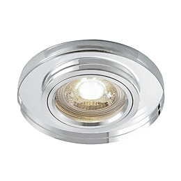 Colours Mirror Effect LED Fixed Recessed Downlight 4.8