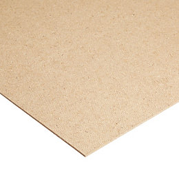 Hardboard Sheet (Th)3mm (W)405mm (L)810mm 1