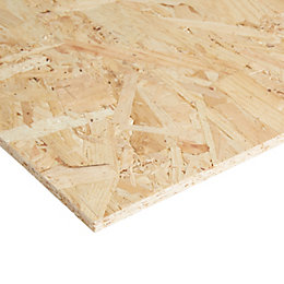 OSB 3 Board (Th)9mm (W)405mm (L)810mm