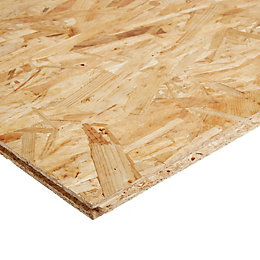 OSB 2 Board (Th)18mm (W)634mm (L)1690mm