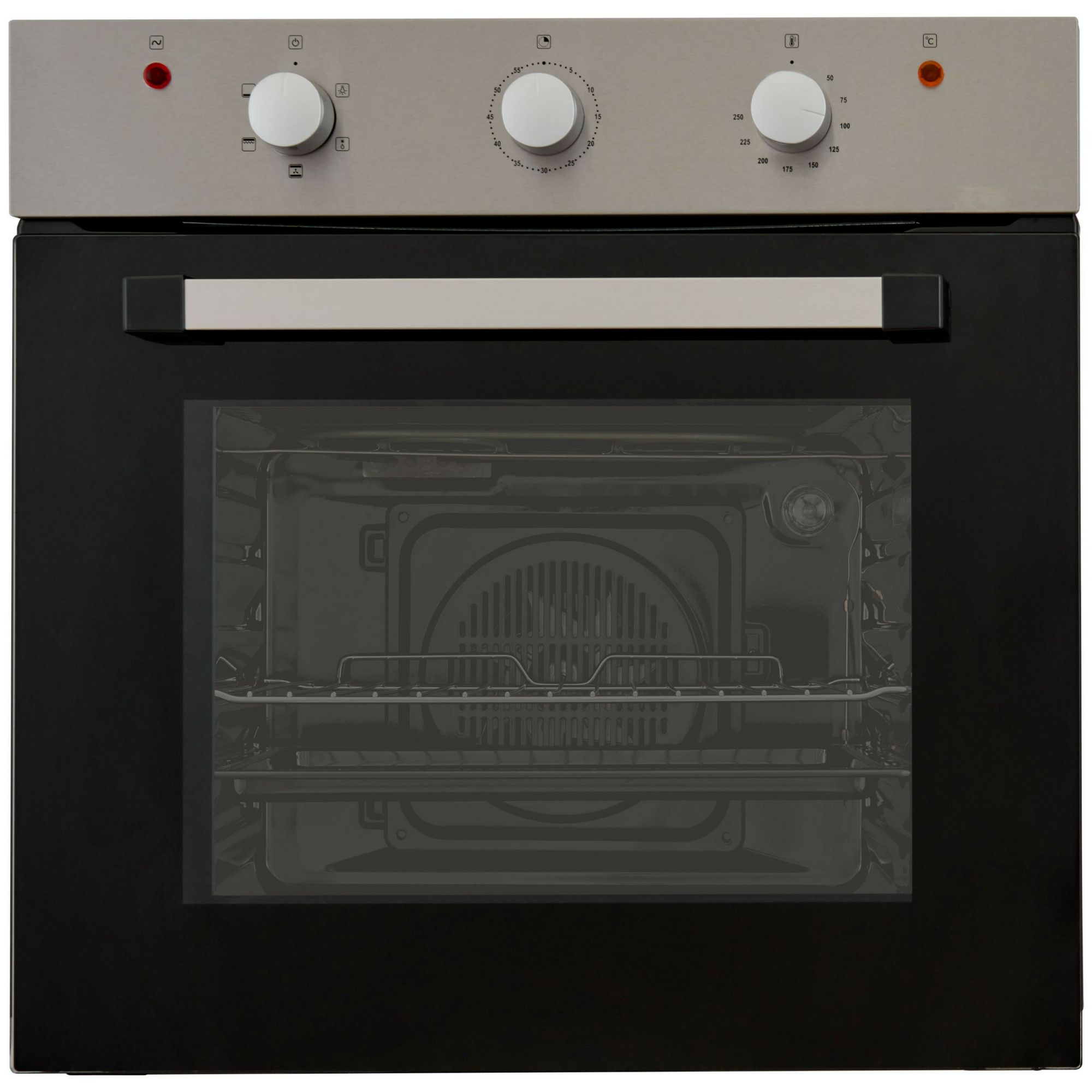 Cooke Amp Lewis Clfsb60 Black Electric Single Oven