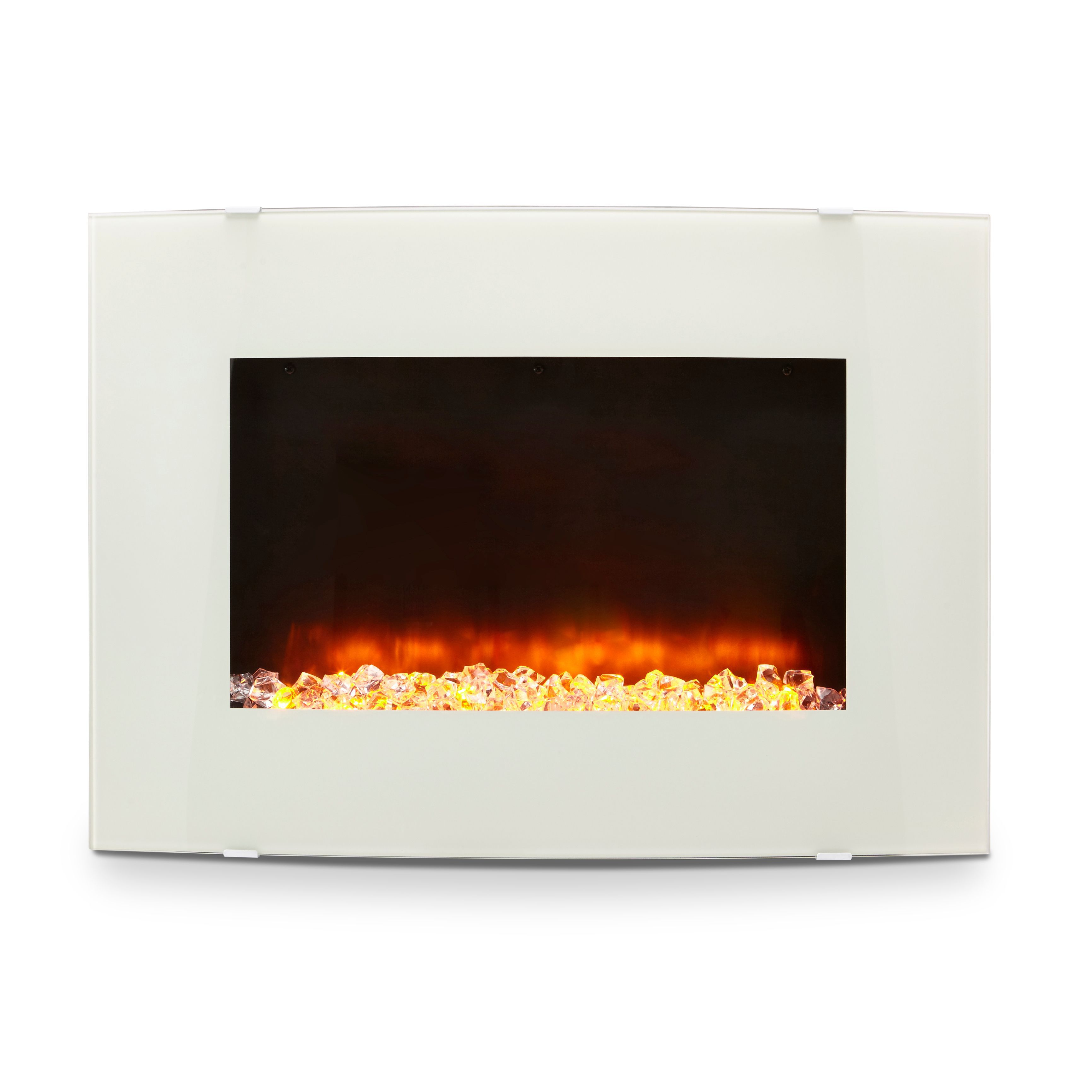Remote Control Wall Hung Fire