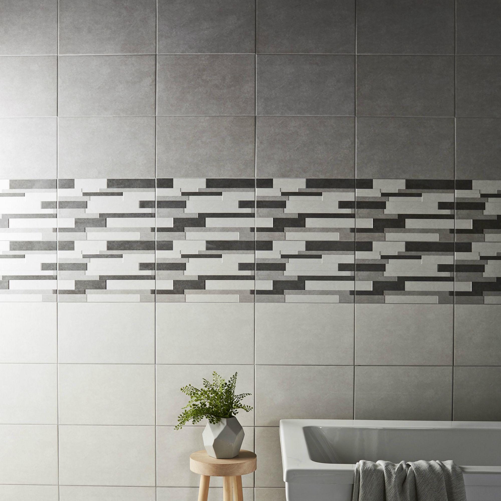 Black Kitchen Tiles B Q: DIY At B&Q