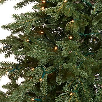 7ft 6In Thetford Pre-Lit LED Artificial Christmas Tree