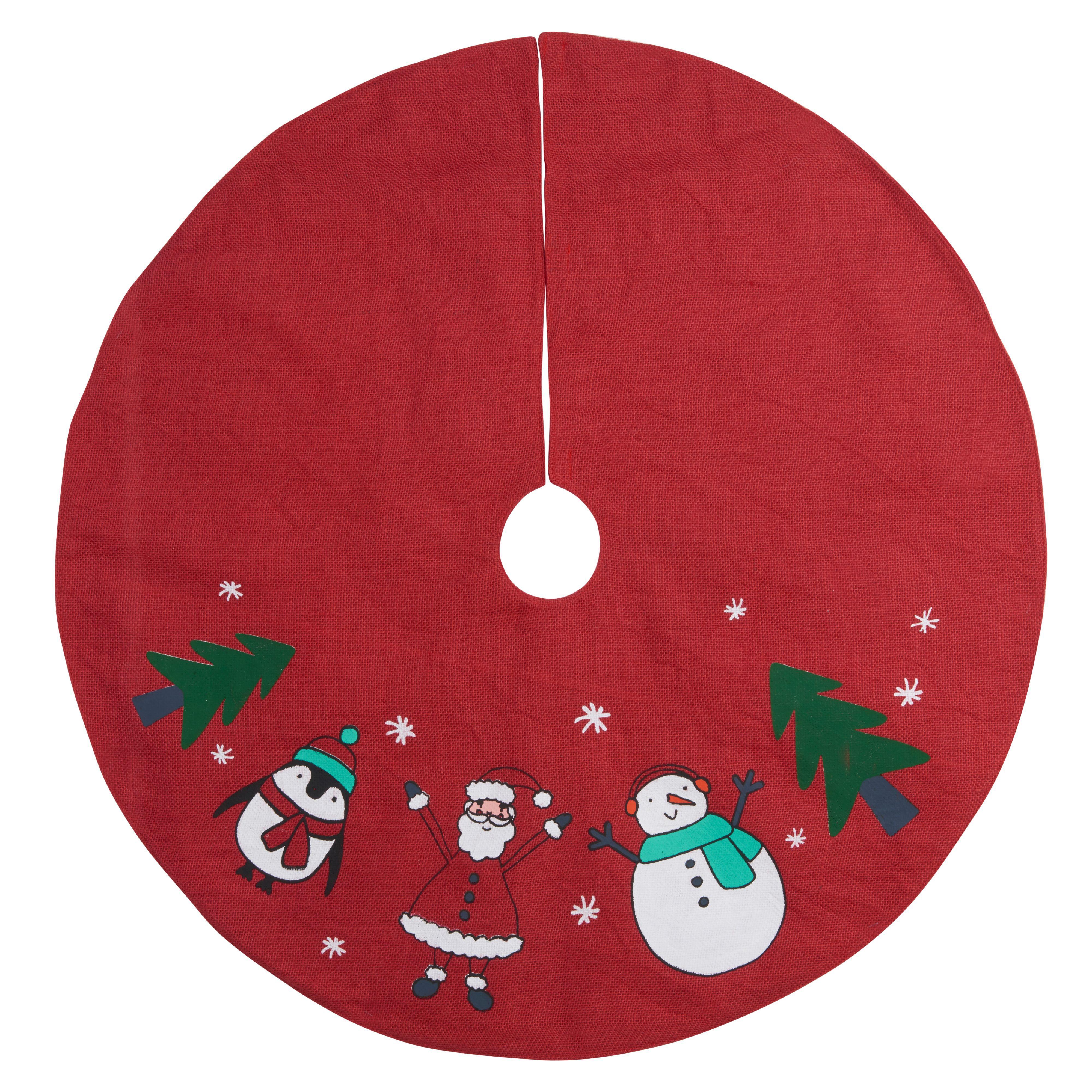 Merry & Bright Tree Skirt