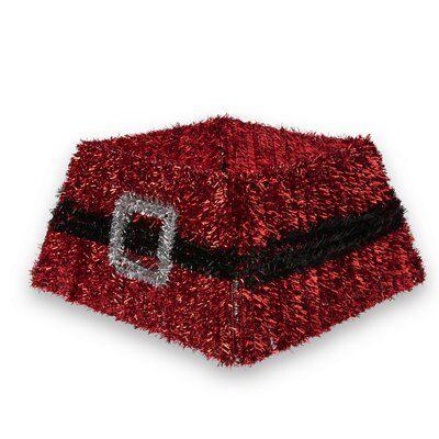 Santa's Belt Tree Skirt