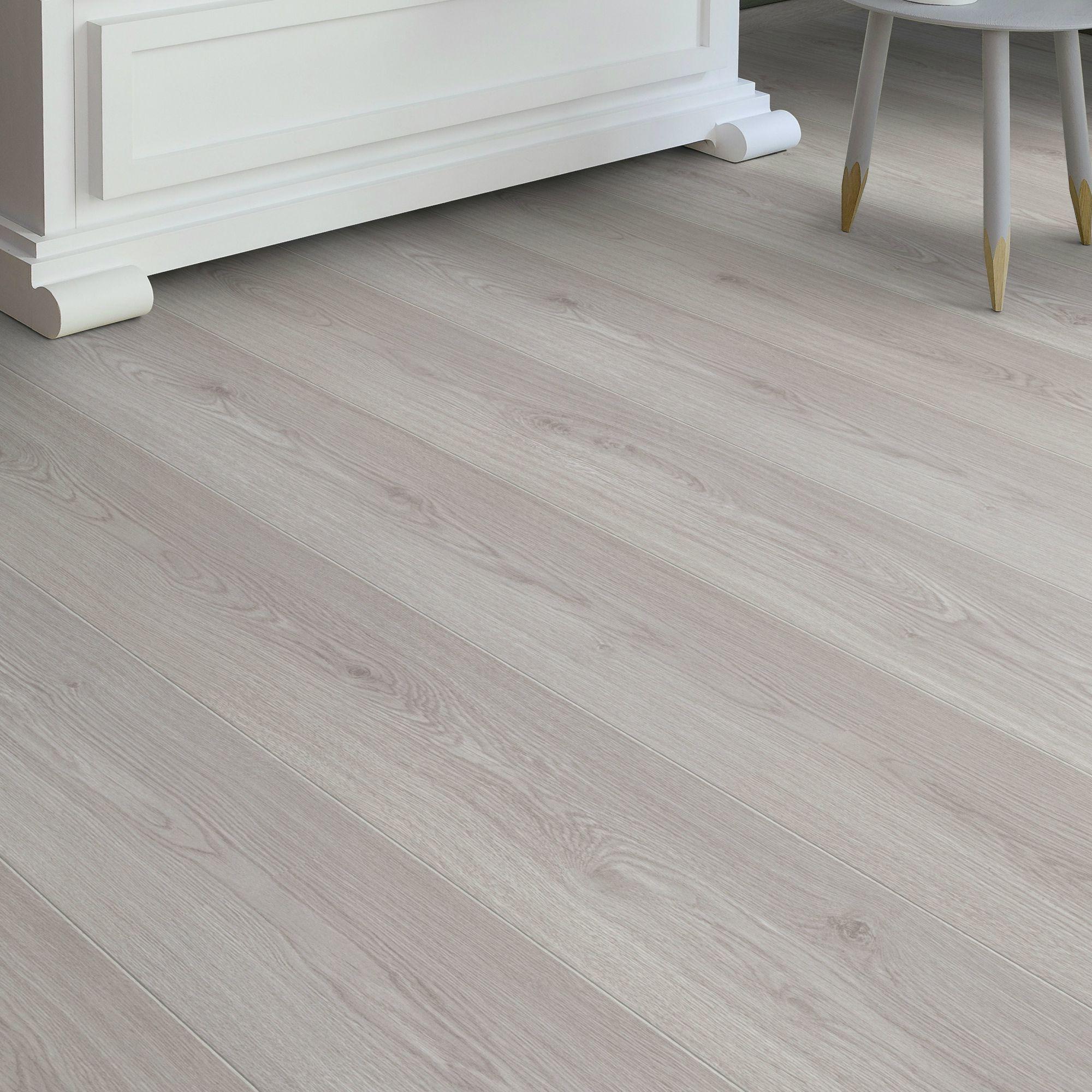 Grey Wooden Flooring