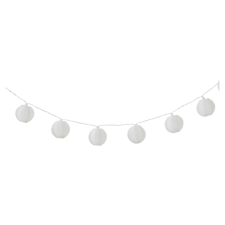 Blooma Esteven White 20 Led String Lights