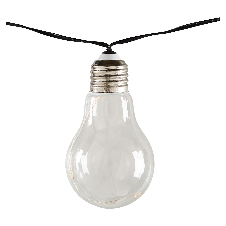 Blooma Fernie Warm White 10 Led String Lights