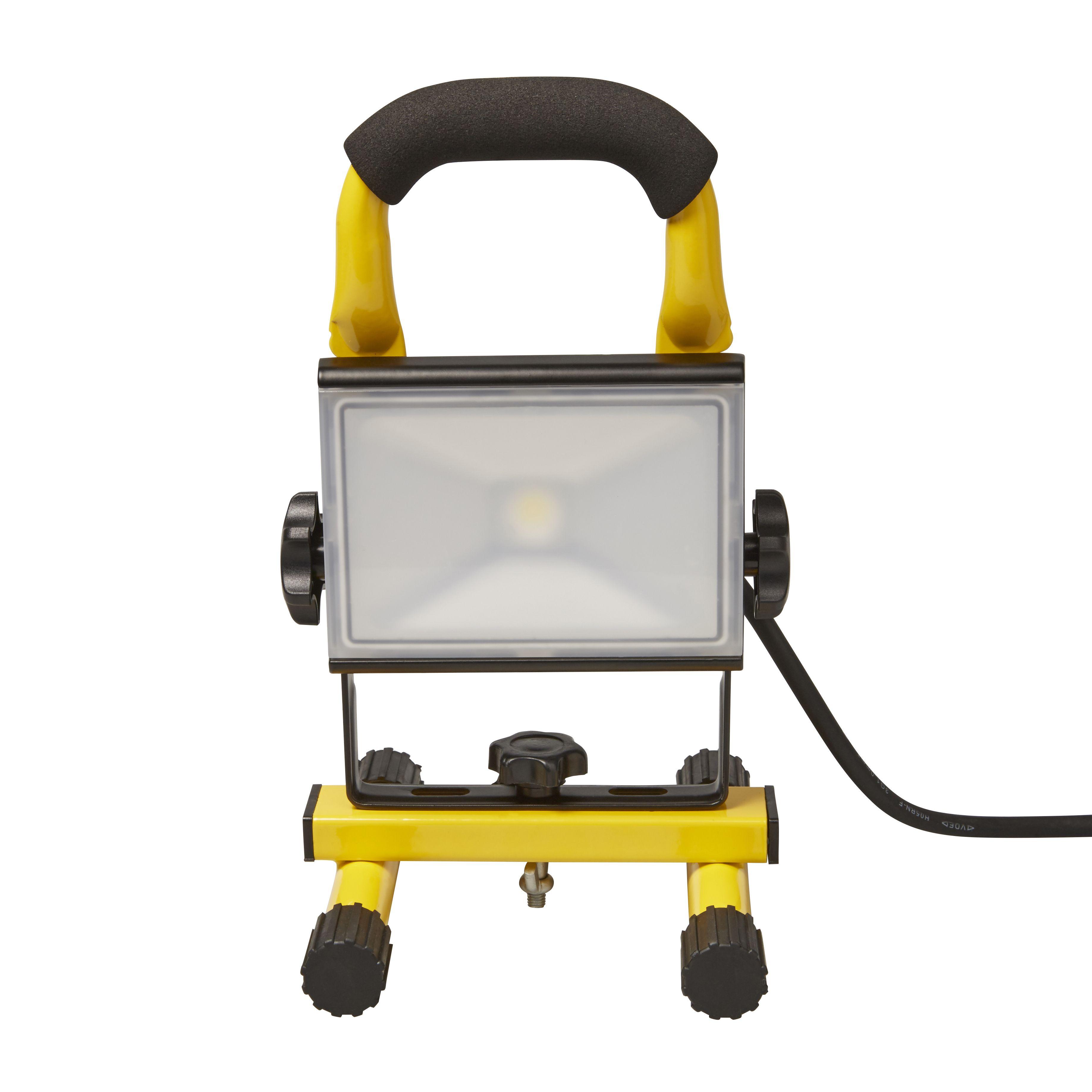 Diall Portable Work Light 11w 220-240 V