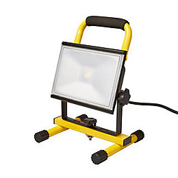 Diall Portable Work Light 20W 220-240 V