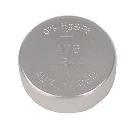 Diall LR44 Button Battery, Pack of 2