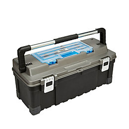 "Mac Allister 26"" Tool Box"