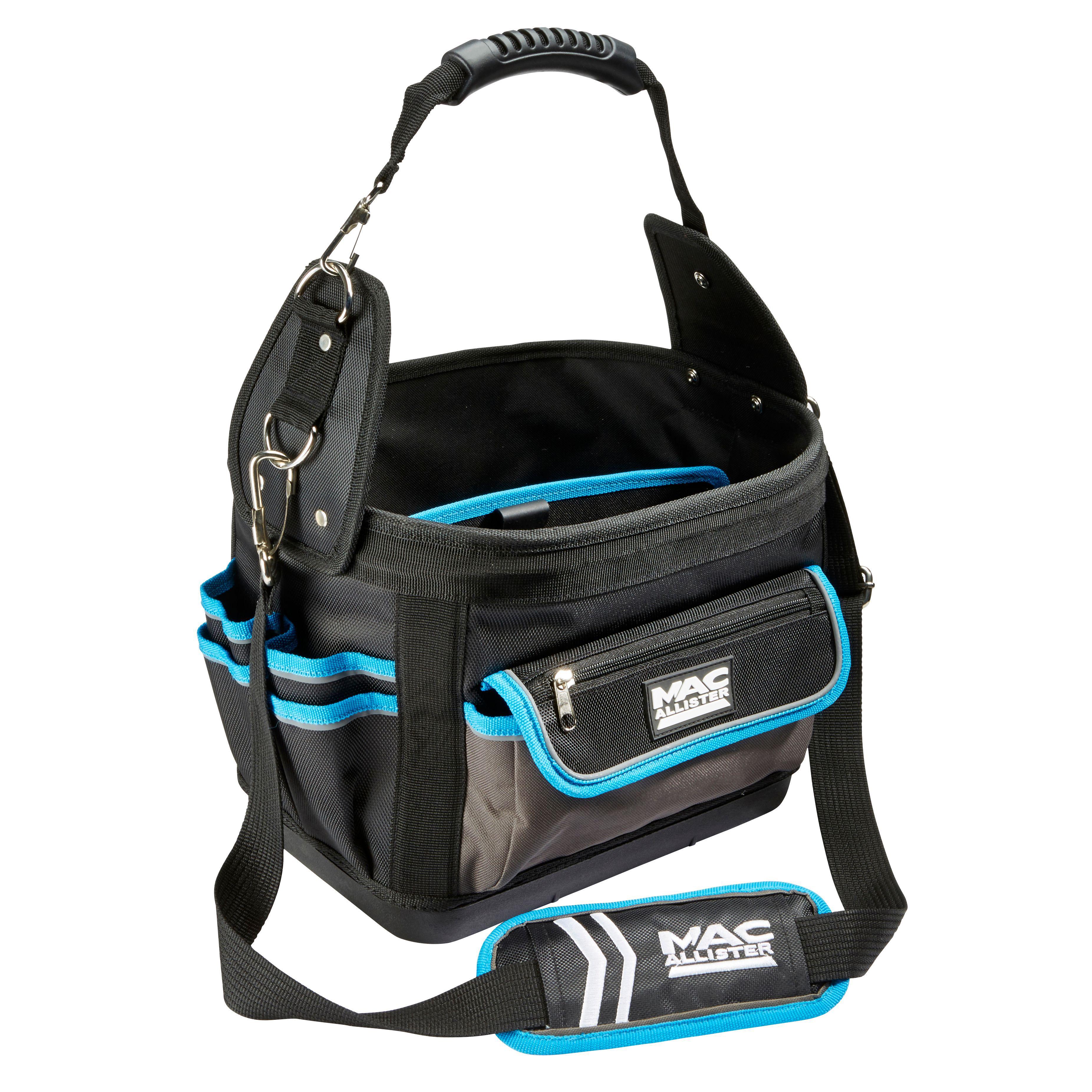Mac Allister 13 Quot Tool Bag Departments Diy At B Amp Q