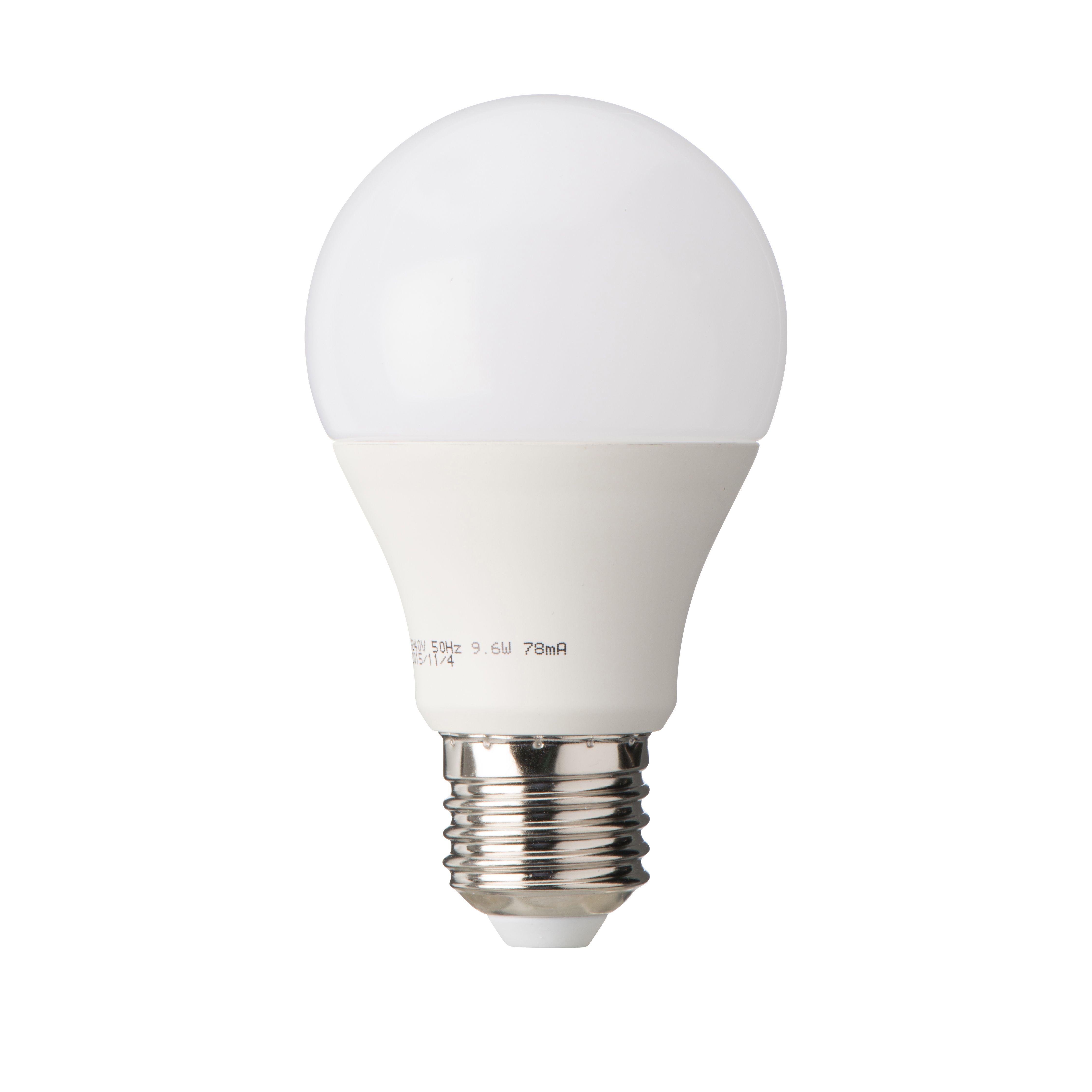 Led Standard Light Bulb Diy