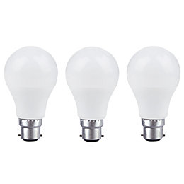 Diall B22 806lm LED Classic Light Bulb, Pack
