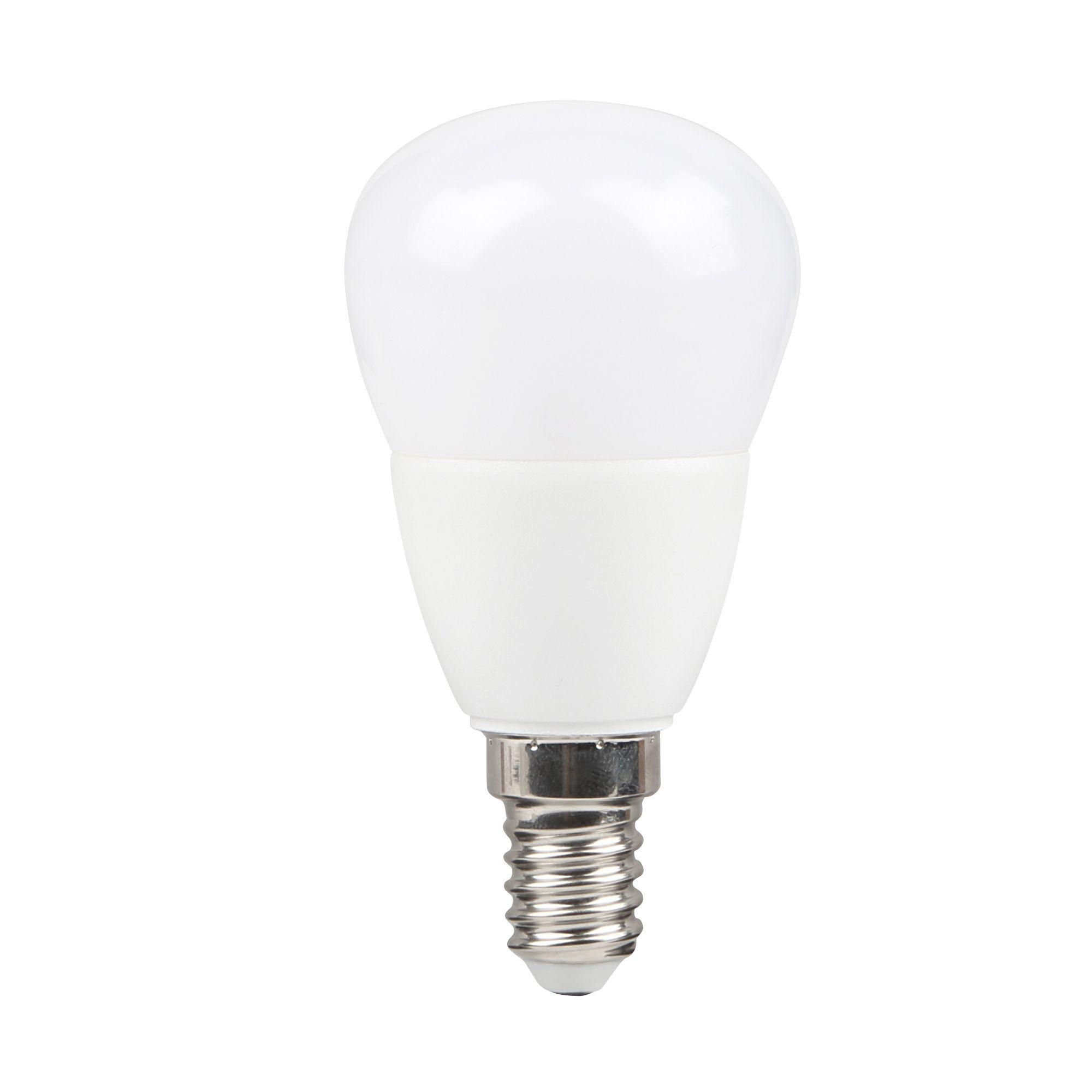 Diall E14 470lm LED Ball Light Bulb | Departments