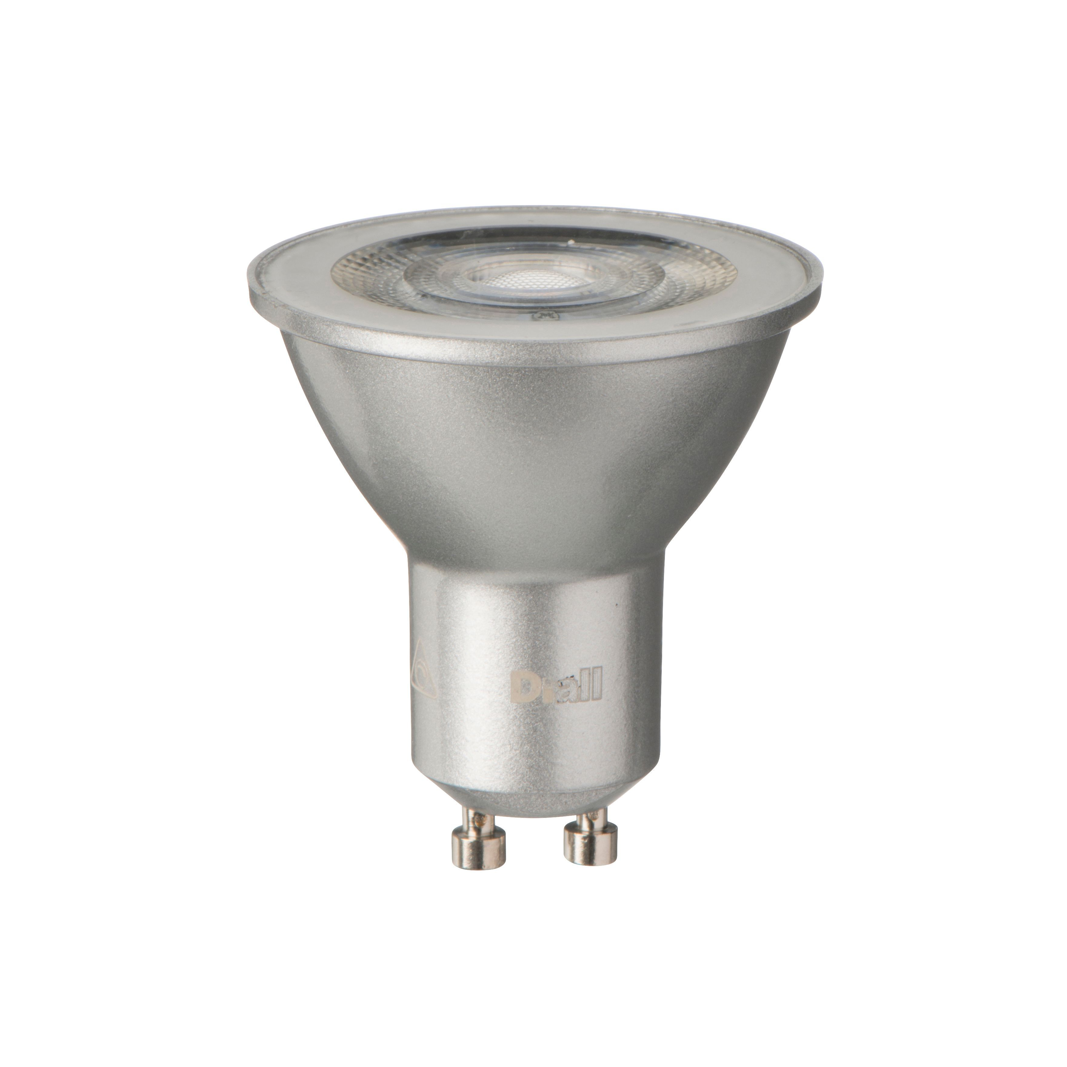 Diall Gu10 345lm Led Dimmable Reflector Light Bulb